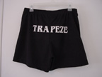 Trapeze shorts